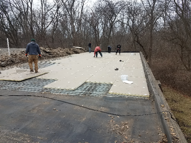 Commercial Roofing Project by Tri-Star Roofing in Livonia, MI