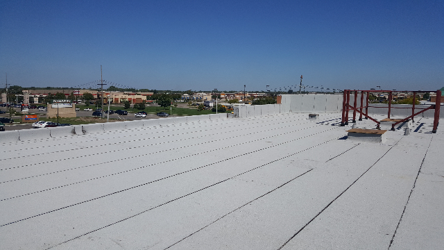 Commercial Roofing Project by Tri-Star Roofing & Sheet Metal