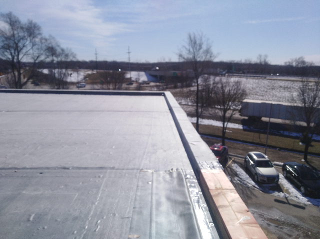 Tri-Star Roofing Commercial Roofing Project