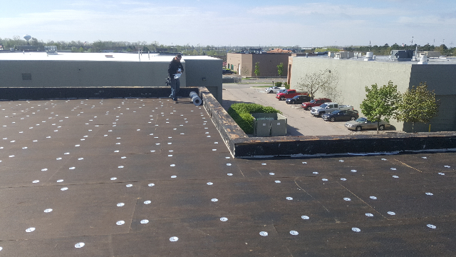 Roofing Project in Southfield, Michigan