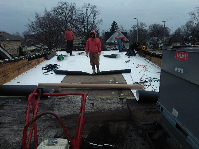 Roofing in Port Huron