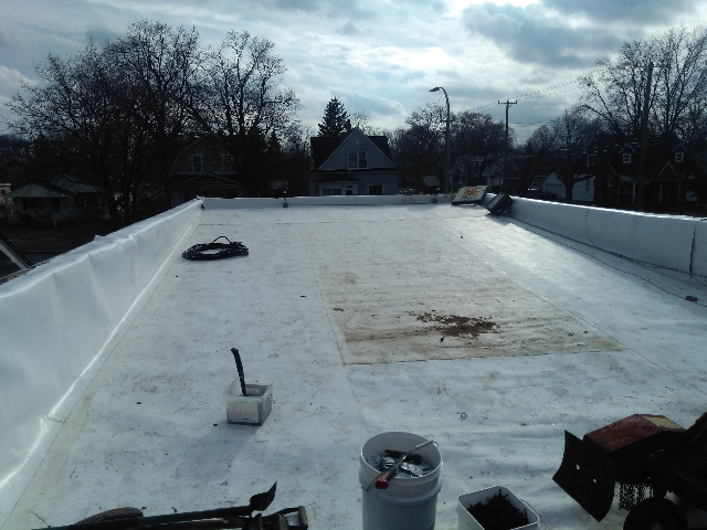 Commercial Roofing projects in Port Huron